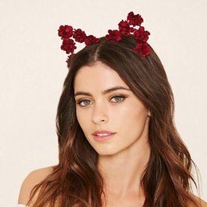 Rose Cat Ears